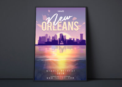 New Orleans   TableXI