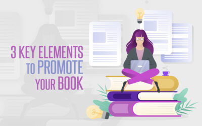 3 Key elements to promote your book