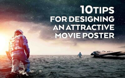 10 tips for designing an attractive Movie Poster