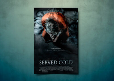 SERVED COLD