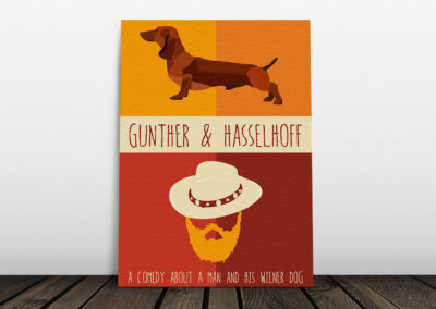 Gunter & Hasselhoff