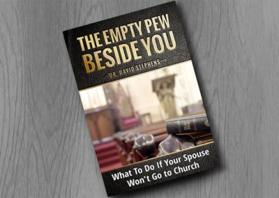 The Empty Pew Beside You