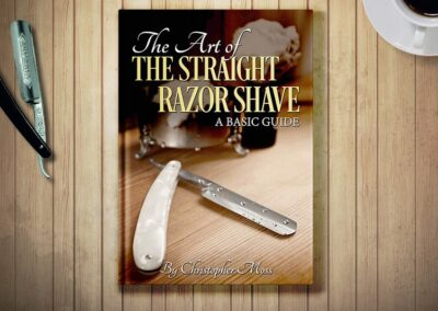 The Art Of The Straight Razon Shave