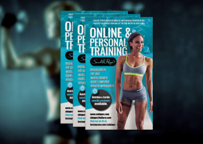 Online & Personal Trainer