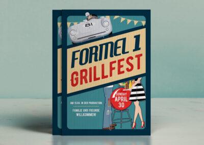 Formel1 GrillFest 2