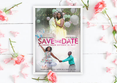 Save The Date – Wedding