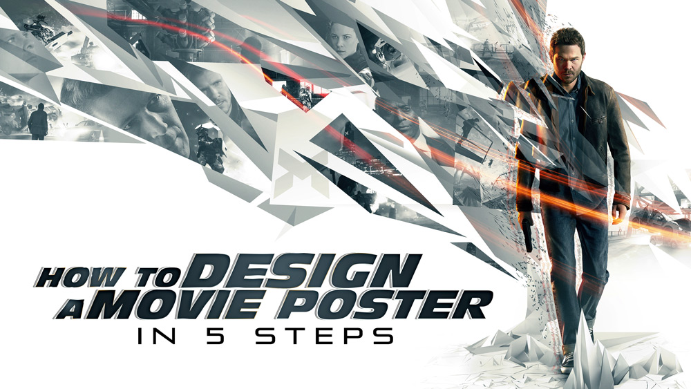 How to Design a Movie Poster in 5 Steps