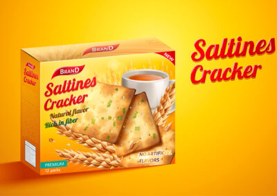 Saltines Cracker