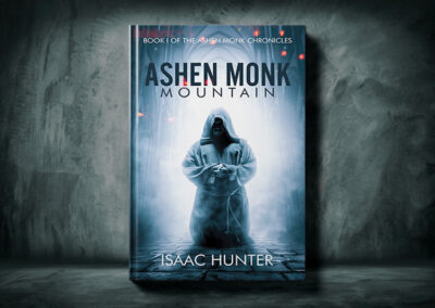 Ashen Monk Mountain #2