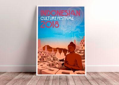 Indonesian Culture Festival 2018