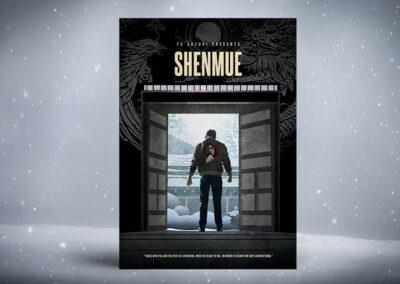 Shenmue  | Minimalist artwork