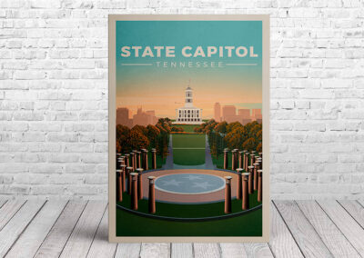 State Capitol | Tennessee, Nashville