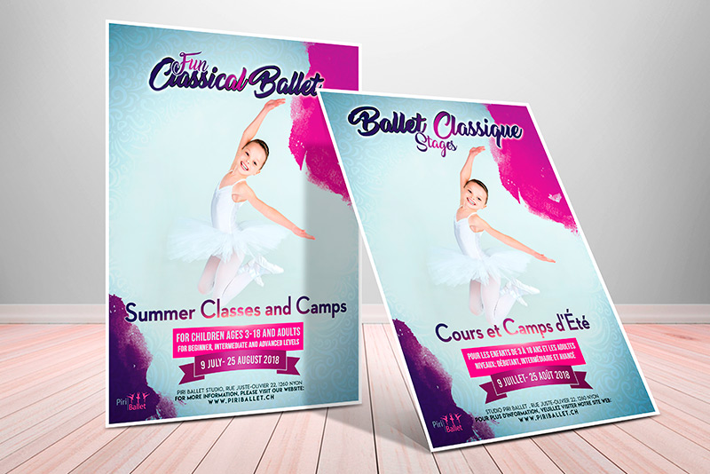 Fun Classical Ballet | English & French version