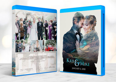 Kris & Mike |  Blu-ray case
