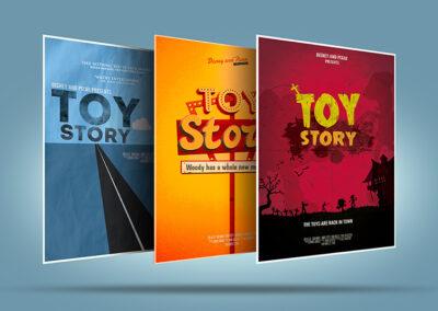 Toy Story | Minimalist Artwork