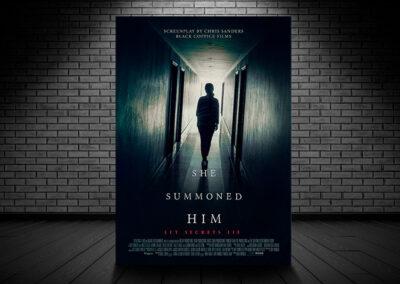 She Summoned Him