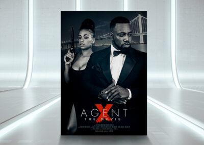 Agent X | The movie