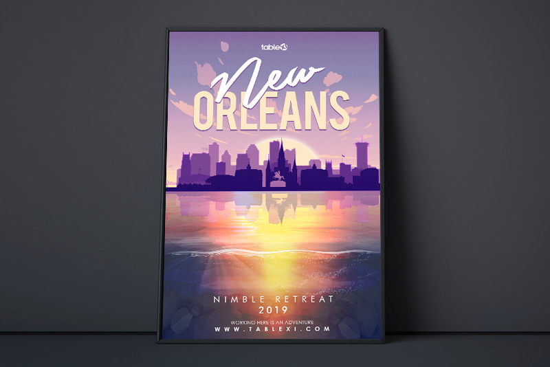 New Orleans | TableXI
