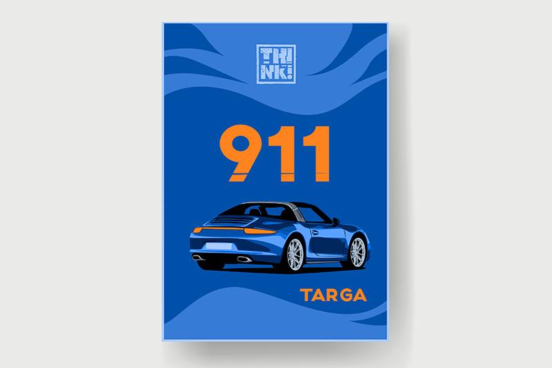 911 targa SEVEN