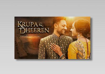 Krupa Dheeren Banner